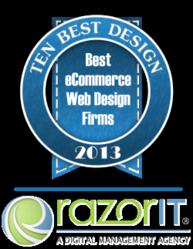 Best eCommerce Web Design: RazorIT