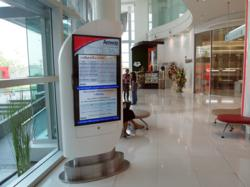 CAYIN digital signage solution at Amway Thailand