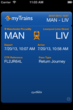 mxData launches myTrains - the first UK train app to support Apple...