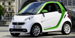 Smart Electric Drive, among many others models, is set for the upcoming Tokyo Motor Show