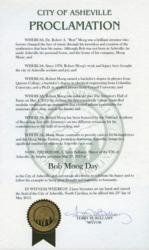 Bob Moog Day in Asheville