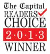 Annapolis Capital Reader's Choice Award 2013