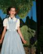 Kate Beecher, Everest Academy 6th grader from Lemont played Dorothy in the Wizard of OZ, and enchanted the audience with her melodic Somewhere Over the Rainbow.