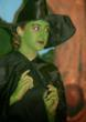 The Wicked Witch of the West was played by 6th grader Sophia Colarelli of Lockport in Everest Academy's Drama Club Production.