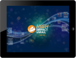 High Impact eMail for iPad