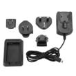 edge 510 charging pack, plug adapters for international travel
