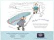 McRoskey Mattress print ad - Hiker