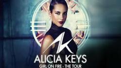 Alicia Keys Girl On Fire Tour