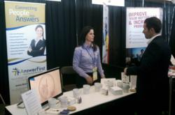 AnswerFirst Answering Service Attends 2013 Business Growth Expo