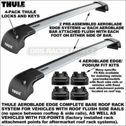 Ors Racks Direct Now Selling Thule Aeroblade Edge Roof