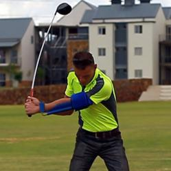 The Golf Perfecter Swing Trainer