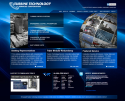Turbine Tech Website