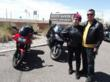 eBikerLeather Helps Couple to Live Homeless on Motorcycles for Six Months Albuquerque, NM , May 20, 2013