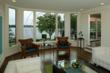 Chicago home builder Donatelli Builders, Inc. remodeled this lake home's interior and exterior.