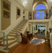 Chicago home builder Donatelli Builders, Inc. won in the specialty item category for the renovation of this beautiful contemporary staircase.