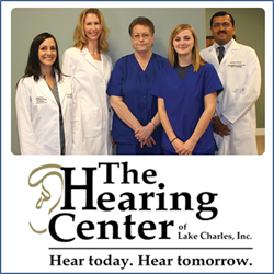 Staff at The Hearing Center of Lake Charles, Inc.