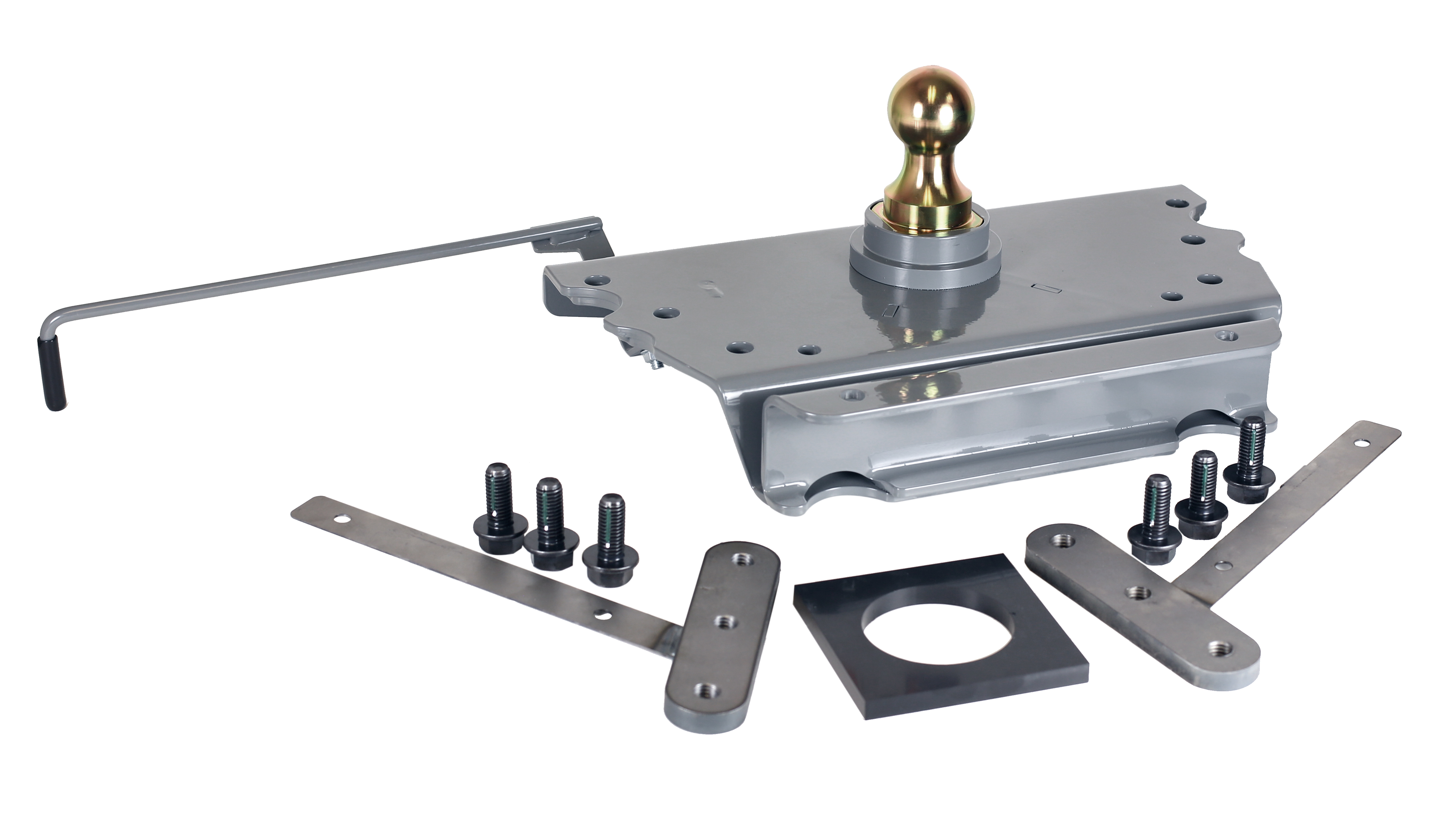 B&W Trailer Hitches Delivers First Aftermarket Gooseneck Hitch for 2013 RAM 3500 Trucks