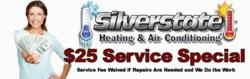 $25 Air Conditioning Service Special for All Brands of HVAC including Trane, Carrier, Amana, Goodman, Lennox, Bryant and more in Reno, NV
