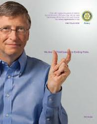 Gates Foundation joins forces with Rotary International to eliminate Polio