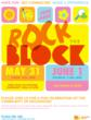 ROCK THE BLOCK Kicks Off a Safe Summer in Rockwood
