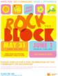 ROCK THE BLOCK Kicks Off a Safe Summer in Rockwood