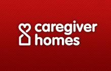 Caregiver Homes New Logo