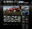 New Dealership Website for Clemons Auto Sales Built by Carsforsale.com®