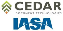 CEDAR Document Technologies at IASA Conference 2013