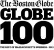 The Boston Globe Names Monotype to the Globe 100