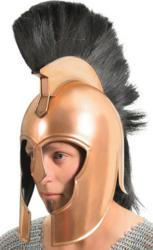 Replica Helmet for Achilles the Battle Hero