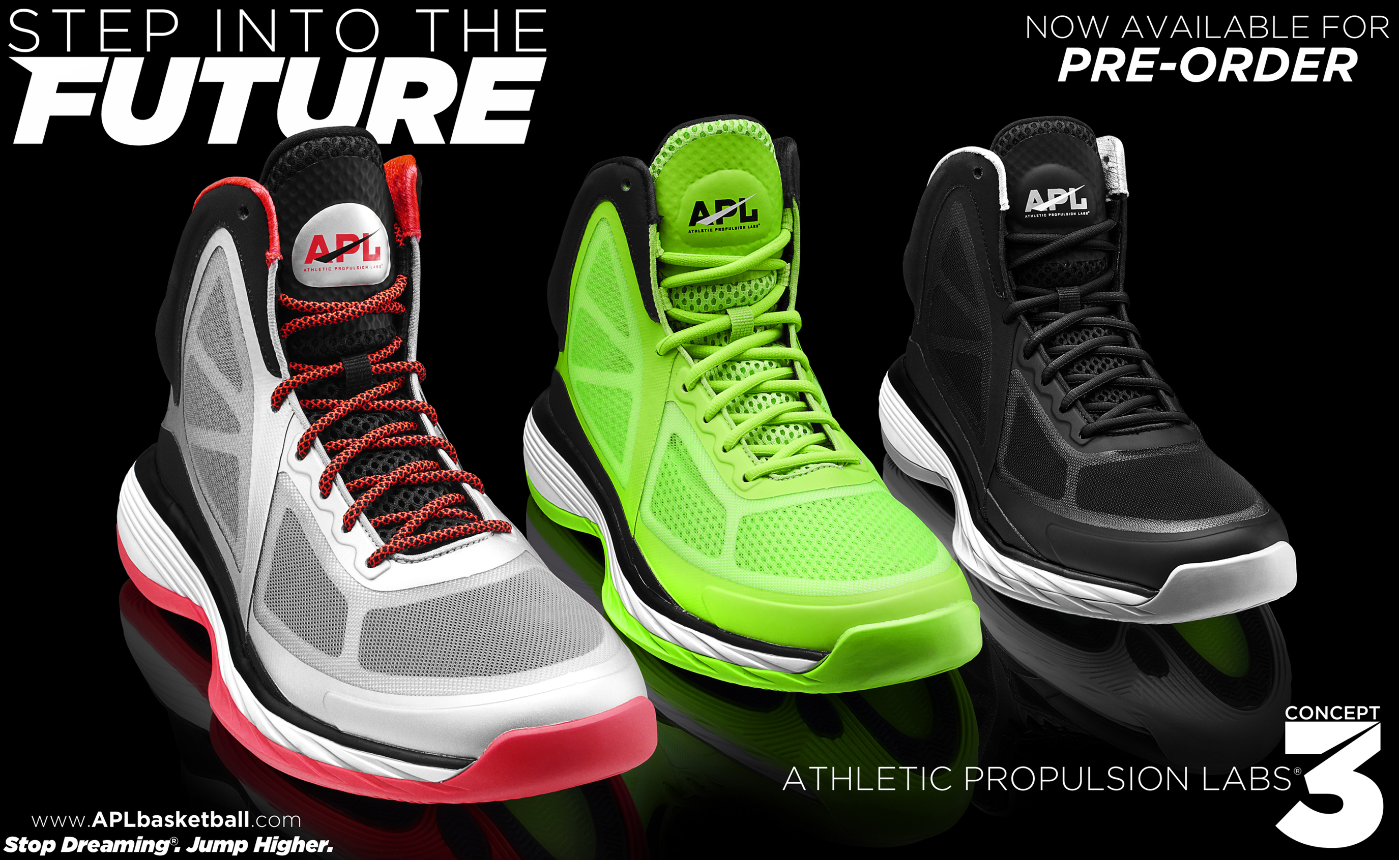 low priced 4bc99 b6f94 Athletic Propulsion Labs Steps IntoThe Future With Launch of APL Concept 3  Basketball ShoeAthletic Propulsion Labs Steps IntoThe Future With Launch of  APL ...