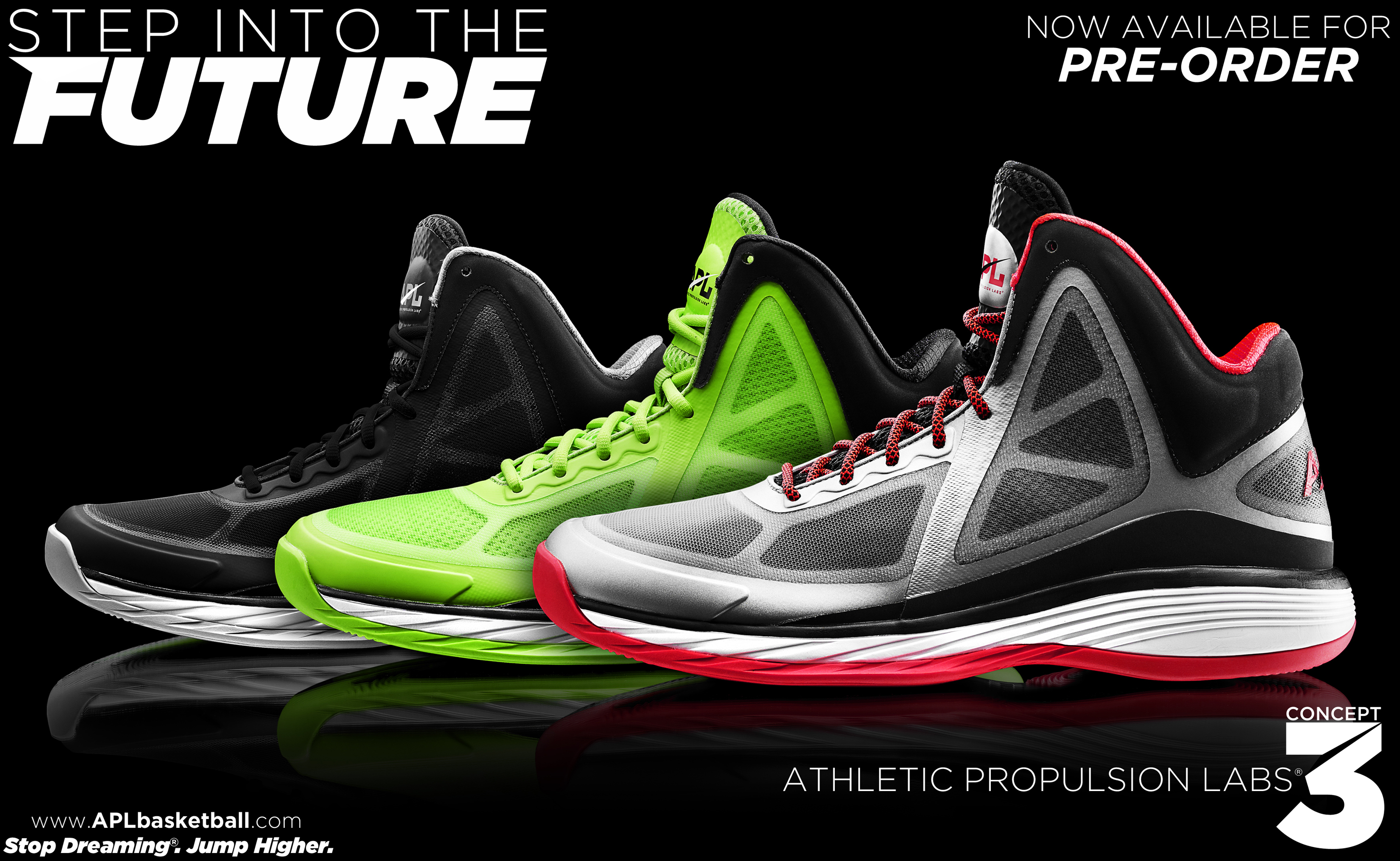 Athletic Propulsion Labs Steps into the Future with Launch of APL