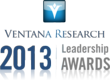 Pandora Wins 2013 Ventana Research Leadership Award for Using Anaplan