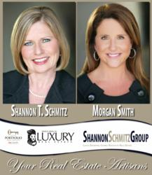 Shannon Schmitz and Morgan Smith Members of Who's Who in Luxury Real Estate, Your Real Estate Artisans