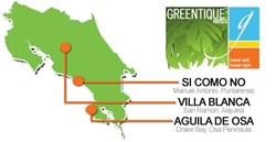 Greentique Hotels of Costa Rica
