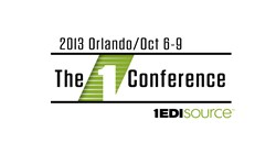 "alt=""1 EDI Source, user conference, EDI training, Orlando, Florida"