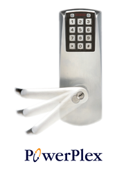 PowerPlex 2000 - Self-Powered Access Control