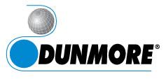 DUNMORE Corporation logo