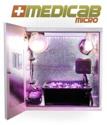 MediCab Micro Grow Box