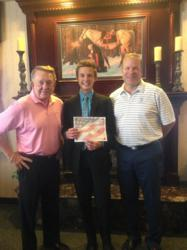 Crawford Gates, a senior at Coronado High School, is the winner of BBB&C's 1st Annual  College Scholarship Essay Contest