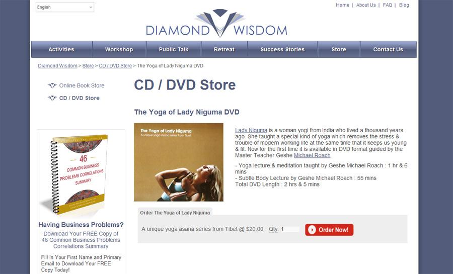Popular yoga dvd lady niguma yoga released for sale online