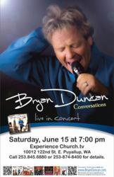 Bryan Duncan's Puyallup Concert