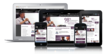 Premier New York Attorneys Launch Sophisticated Responsive Website Created by Trighton Interactive