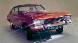 Ford Capri was a popular model