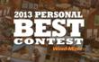 Wood-Mizer Showcases Sawmill Owner Talent with the 2013 Personal Best...