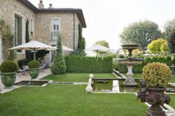 Borgo Santo Pietro in Tuscany, Italy