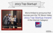 "TiE Silicon Valley Names buncee® a Winner of 2013 TiE50 ""Top..."