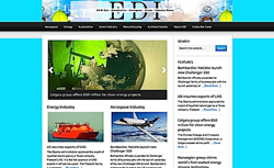 EDI Weekly, an online magazine covering Engineered Design for industry.