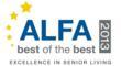 ALFA 2013 Best of the Best Award badge