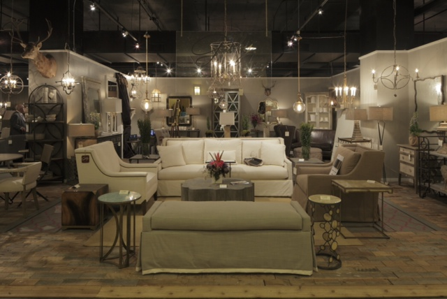 Gabby S Transitional Furniture Draws A Crowd At High Point